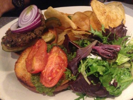 veggie burger, veggie galaxy, cambridge